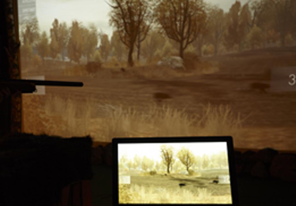 Jakt och Skyttesimulator